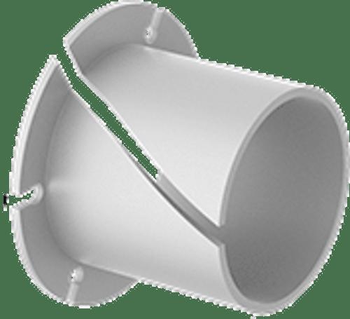 "1 1/2"" Adjustable Pipe Insertion Trumpet (10 Pack)"