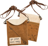 Crossbody Bag - Go Your Own Way