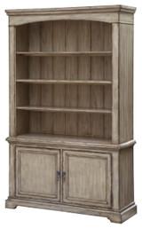 3 Shelf Distressed Bookcase