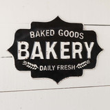 Metal Baked Goods/Bakery Sign