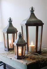 Hillcrest Lanterns, Set of 3