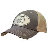 Vintage Distressed Trucker Caps