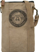 Route 66 Recycled Tent Crossbody