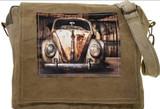 Vintage VW Beetle Tent Crossbody