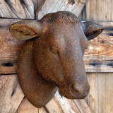 Wall Mount Cow Head ***discontinued ***