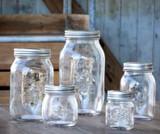 Mason Jar Canister, Set of 5
