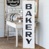 """Huge"" Metal Bakery Signage"