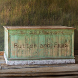 Butter and Eggs Counter