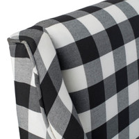 Gingham Settee (PICK UP ONLY)