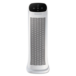 AirGenius 3 Air Cleaner and Odor Reducer, 225 sq ft Room Capacity, White