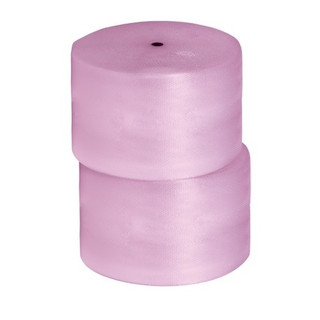 """Anti-Static Air Bubble Rolls, Perforated, 3/16"""" x 24"""" x 750', 2 Pack, BW316S24ASP"""
