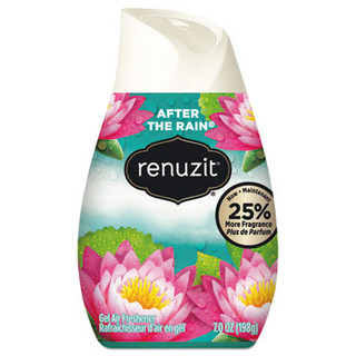 Adjustables Air Freshener, After the Rain Scent, 7 oz Solid, 12/Carton