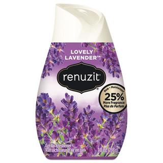 Adjustables Air Freshener, Lovely Lavender, Solid, 7 oz, 12/Carton
