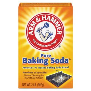 Baking Soda, 2 lb Box