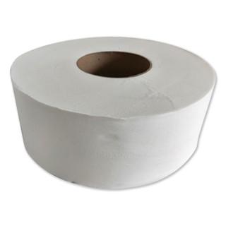 """GEN1516 JRT Jr. Jumbo-Junior Bath Tissue, 2-Ply, White, 3.1"""" x 1,000 ft, 12/Carton"""