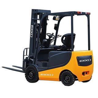 EKKO EK20R 4 Wheel Electric Forklift, 4500 lbs. Cap.