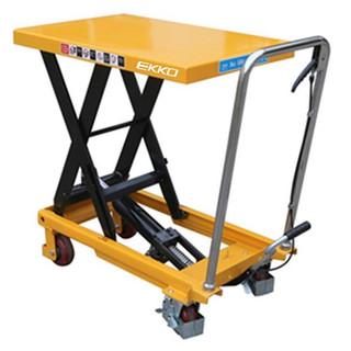 EKKO T50 Heavy Duty Scissor Lift Table Cart 1100 lbs. Cap.