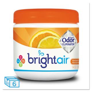 Bright Air Odor Eliminator, Mandarin Orange & Lemon, 6/CT, BRI900013CT