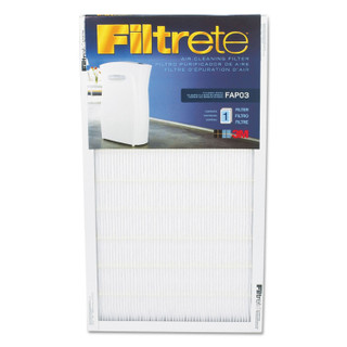 "Filtrete Air Cleaning Filter, 11 3/4"" x 21 1/2"", MMMFAPF034"