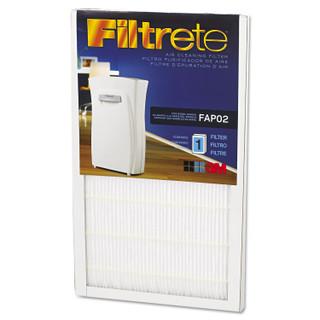 "Filtrete Air Cleaning Filter, 9"" x 15"", MMMFAPF024"