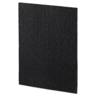 Carbon Filter for Fellowes 190/200/DX55 Air Purifiers, 10 1/8 x 13 3/16, 4/Pack