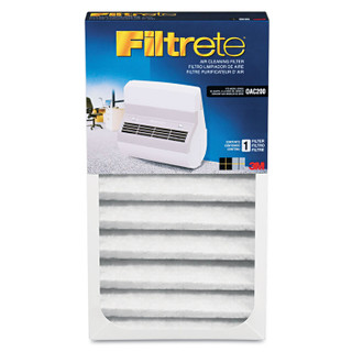 Filtrete Replacement Filter, 13 x 7 1/4, MMMOAC200RF