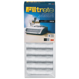 Filtrete Replacement Filter, 4 1/4 x 10 1/4, MMMOAC50RF