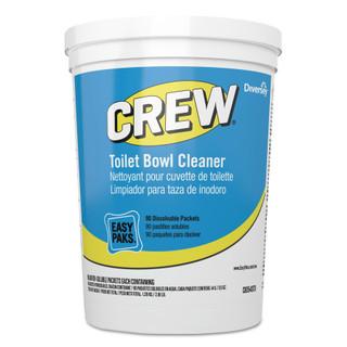 Diversey Crew Easy Pak Toilet Bowl Cleaner Packet, 180 Packets, DVOCBD540731