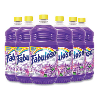 Fabuloso Multi-use Cleaner, Lavender Scent, 56oz Bottle