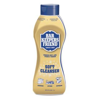 Soft Cleanser, 26 oz Squeeze Bottle, Citrus, 6/Carton
