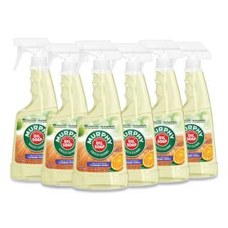 Spray Formula, All-Purpose, Orange, 22 oz Spray Bottle, 9/Carton