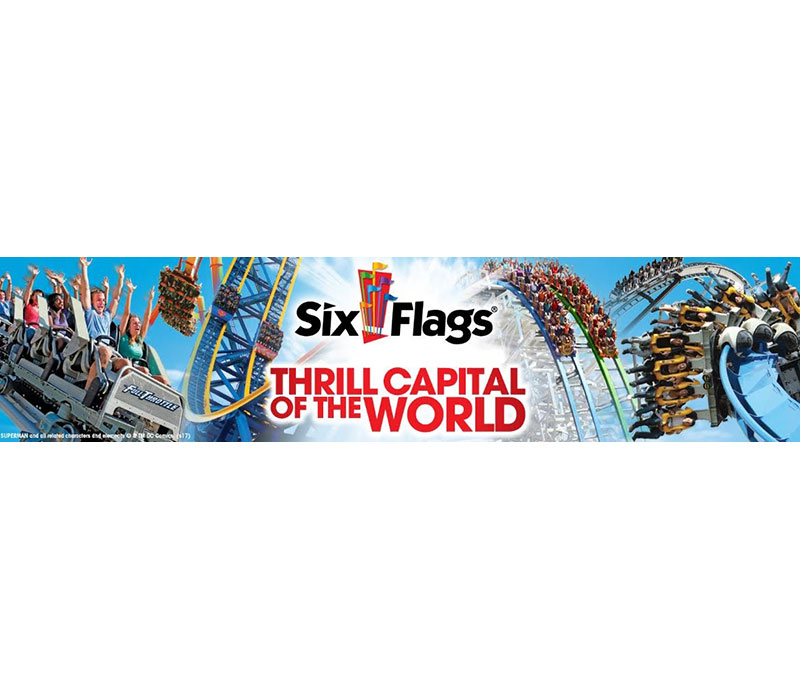Six Flags #8