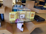 Our Deluxe Cubes at The Estee Lauder Company Store