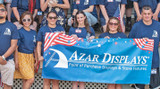 Azar Displays 2021 Employee BBQ
