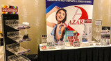 """Azar Displays in the """"Sunshine State"""" for ECRM Cosmetics Show"""