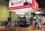 Azar Displays at GlobalShop 2017 -Mandalay Bay Convention Center, Las Vegas, NV