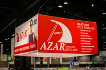 Azar Displays at FMI CONNECT