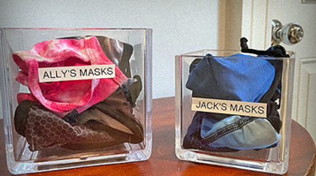 Mask On, Mask Off!