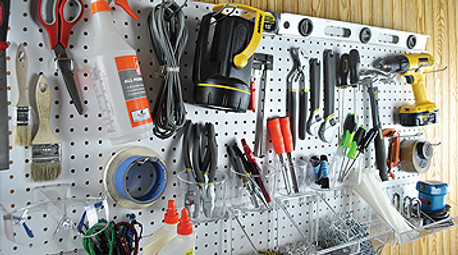 Azar Named Top 10 for Plastic Pegboards