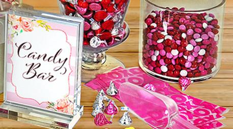 Valentine's Day Candy Bar Inspiration