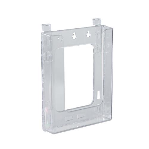 """Hanging Bifold Brochure Holder. Inside Dimension: 6.125""""W"""