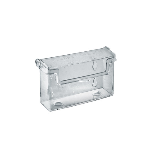 """Outdoor Business Card Holder for 3.5""""W x 2""""H"""