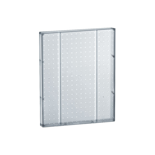 "Pegboard Wall Panel Storage Solution, Size: 16""x 20"", 2-Pack"
