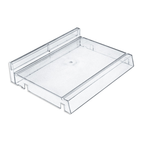 """Modular Adjustable Cosmetic Tray (Clear) 12"""" Wide"""