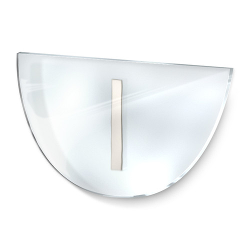 CLOSEOUT: Clear Plastic  Adhesive Bowl Divider Insert- 16""