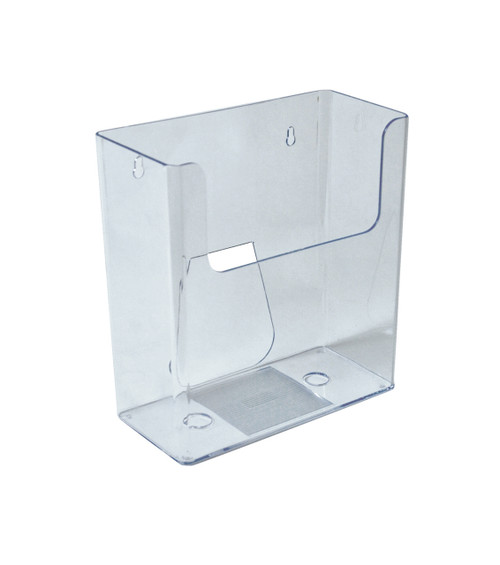 Desktop or Wall Mount Deep File Holder