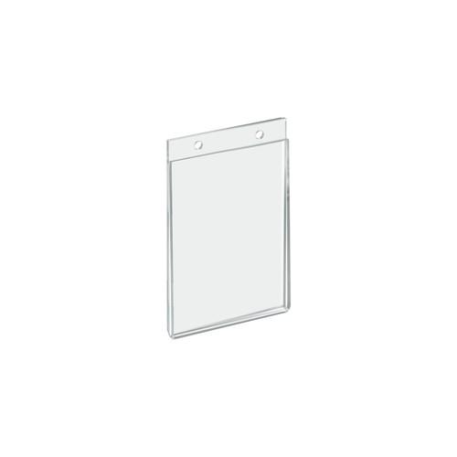 """4""""W x 6""""H Wall U-Frame w/ Holes"""
