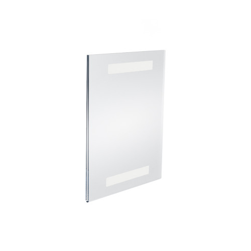 """CLOSEOUT: LIGHTLY SCRATCHED 8.5""""W x 11""""H Sign w/ Adhesive Tape"""