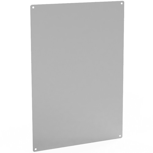 "Metal Magnetic Board Panel for Pegboard or Wall Mount 12.75""L x 18.75""H"