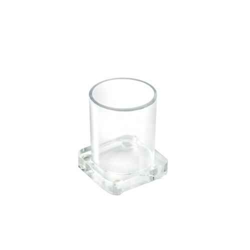 Single Cup Acrylic Deluxe Holder